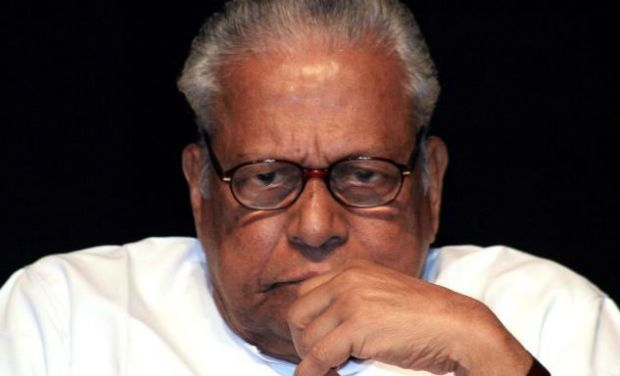 V S Achuthanandan / File photo