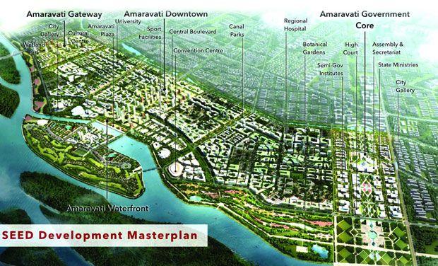 Ap capital masterplan amaravati gets green clearance malvernweather Image collections