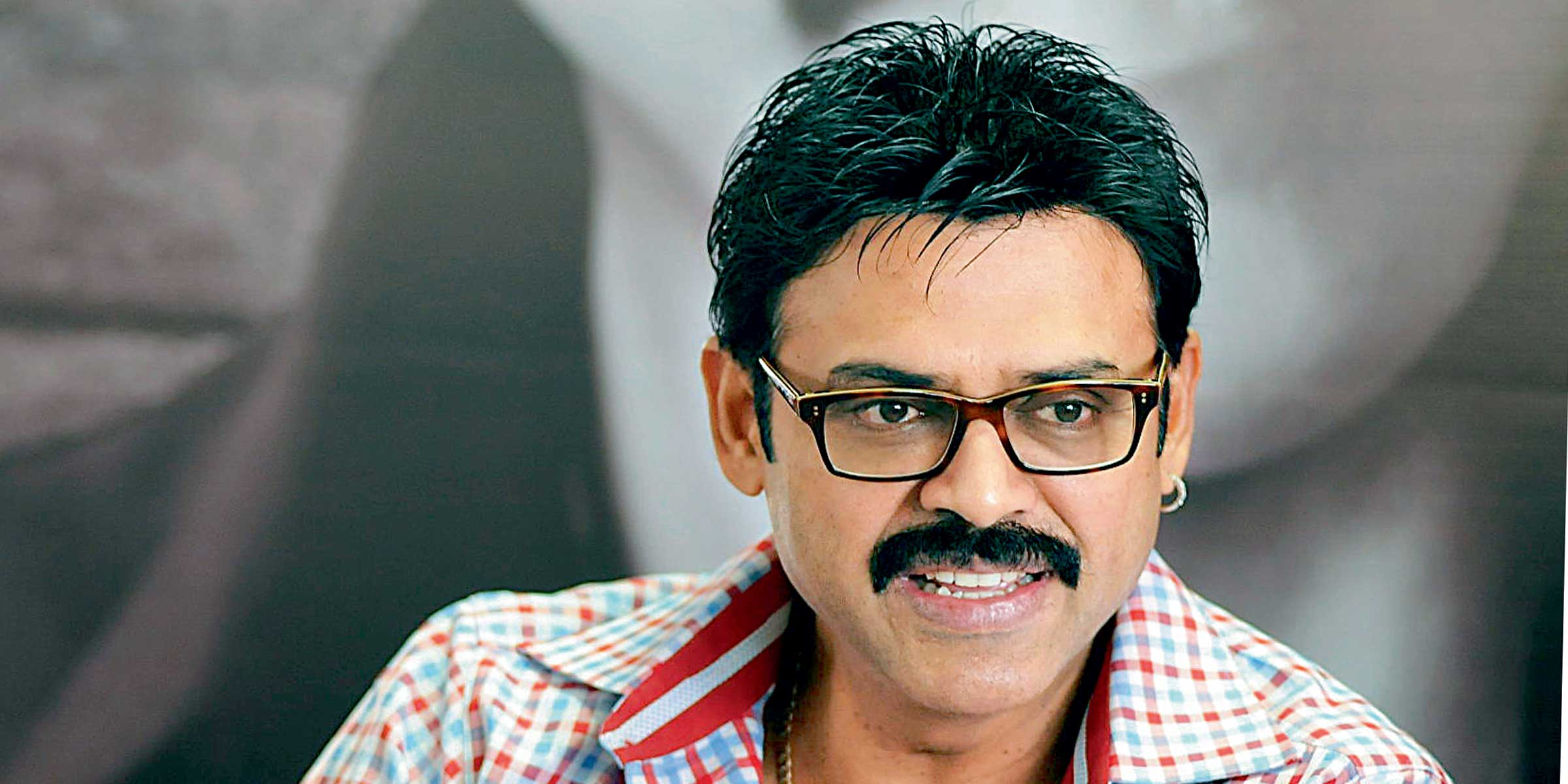 Actor Venkatesh (Photo: DC Archive)