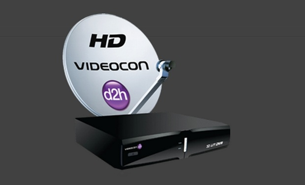 Videocon d2h chooses Broadcom to deliver HD satellite services