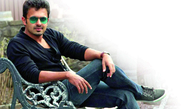 After directing ad films and a music video in the last four years, Vineeth Kumar has come back to acting, this time with an added dimension to him.