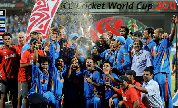 World cup 2011 photos of india