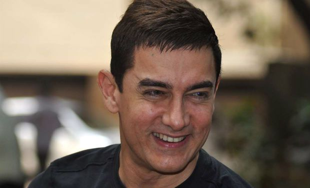 Aamir Khan file photo