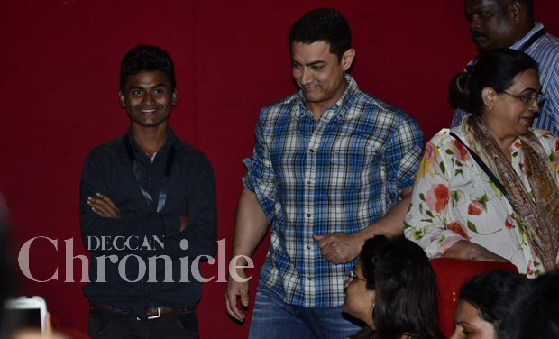 Actor Aamir Khan will return to host the new season of his hit television show 'Satyamev Jayate' that is expected to air in September. Photo: Viral Bhayani