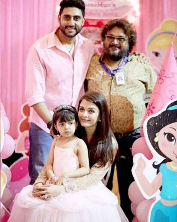 Abhishek And Aishwarya Go All Out To Make Aaradhya Feel Like A Princess On 4th B Day
