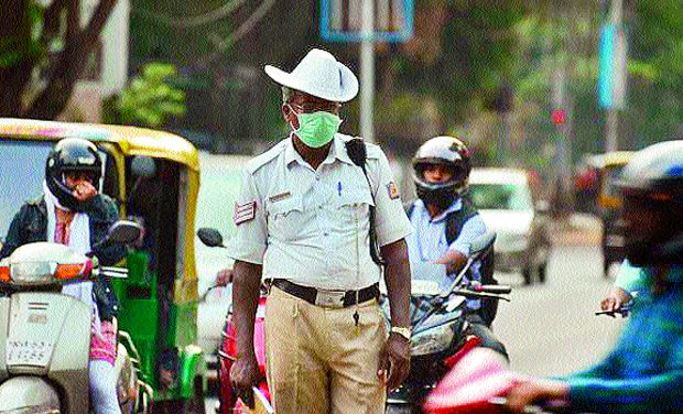 With increasing pollution in Bengaluru, doctors are witnessing a sharp rise in skin diseases