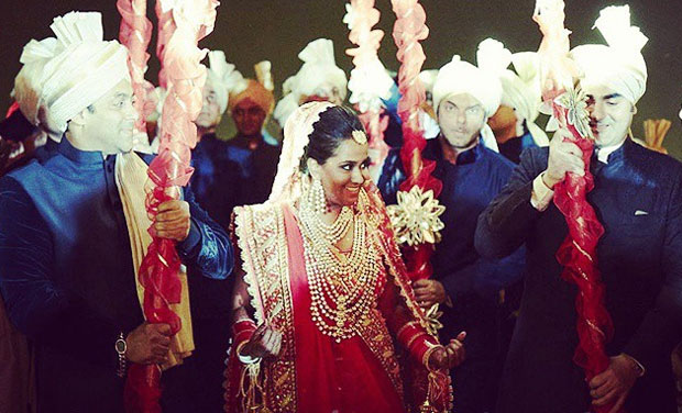 When Arpita Khan's Designer Sandeep Khosla Made Her Cry