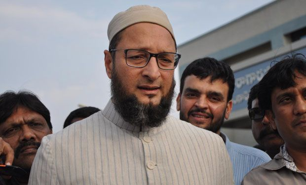 MIM chief Asaduddin Owaisi (Photo: DC)