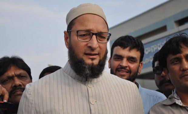 MIM President Asaduddin Owaisi. (Photo: DC/File)