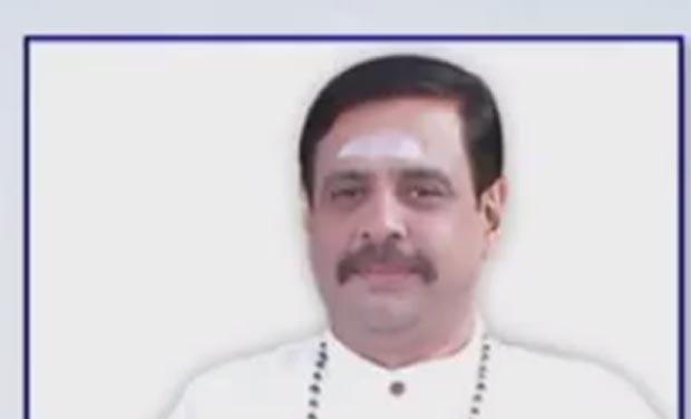 Sachchidananda Babu. (Photo: bvramanastrovastu.com)