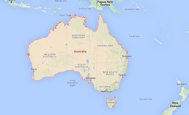 Australia philippines negotiating asylum seeker transfer deal asylum seekers have long been a contentious political issue in australia photo google map gumiabroncs Image collections