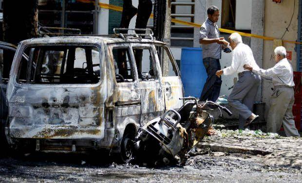 Hasil gambar untuk is van bomb philippines