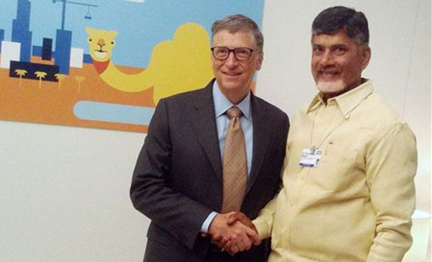 Naidu claims big investment offers for AP