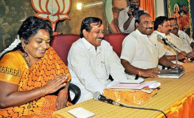 Tamil Nadu BJP on growth path: BJP national secretary H Raja