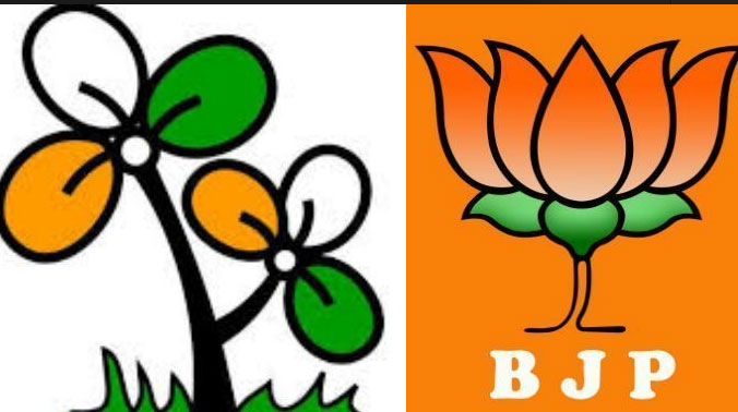 Bjp Delegation Attacked In Cooch Behar By Tmc Supporters