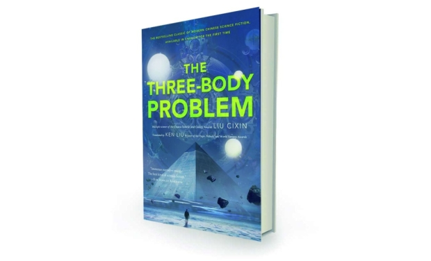 The Three-Body Problem - by Liu Cixin translated by Ken Liu Tor Books, Rs 1,554