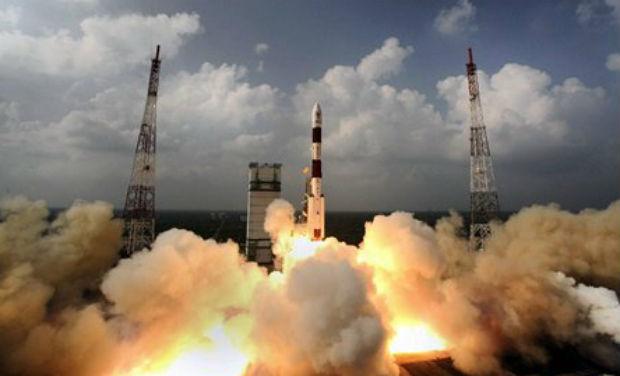 Satish Dhawan Space Centre (ISRO) at Sriharikota in Andhra Pradesh. PTI/File photo