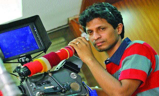 Cinematographer Anil Vijay: Taking his best 'shot'