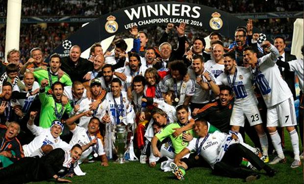 Real Madrid Champions League Titel