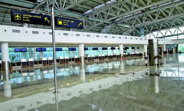 City image suffers from bitter airport experience  Chennai