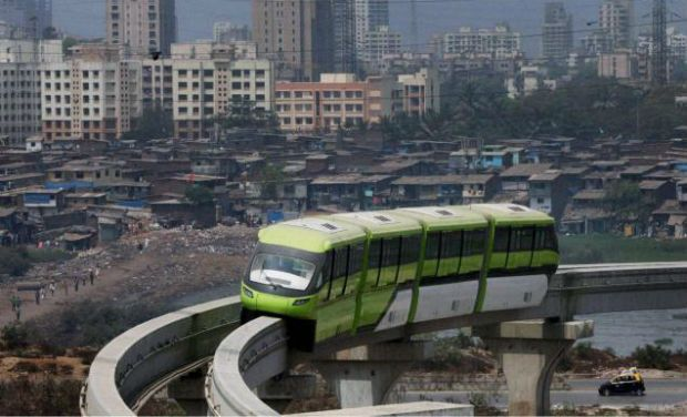 Chennai Monorail project envisages monorail services between Poonamalle and Kathipara Junction in Guindy with a link from Porur to Vadapalani with a total length of 20.68 km