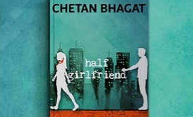 The new book 'Half-girlfriend' is about a love story between a Bihari boy and a reluctant girl. (Photo: Official website)