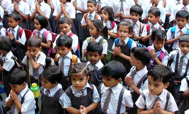 School Children, Picture for representation (photo: PTI)