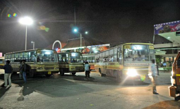 Image result for chennai bus conductor night service