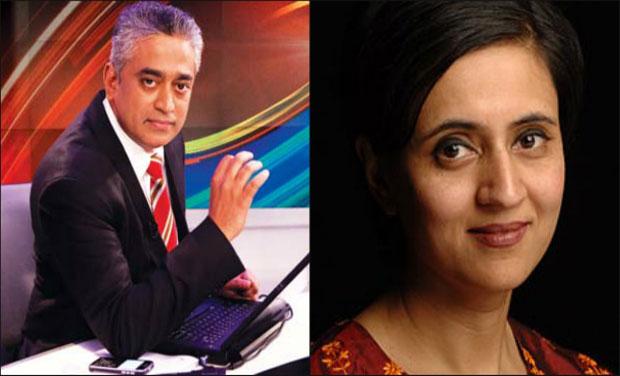 Rajdeep Sardesai, Sagarika Ghose quit CNN-IBN, Network 18 (Photo: DC)