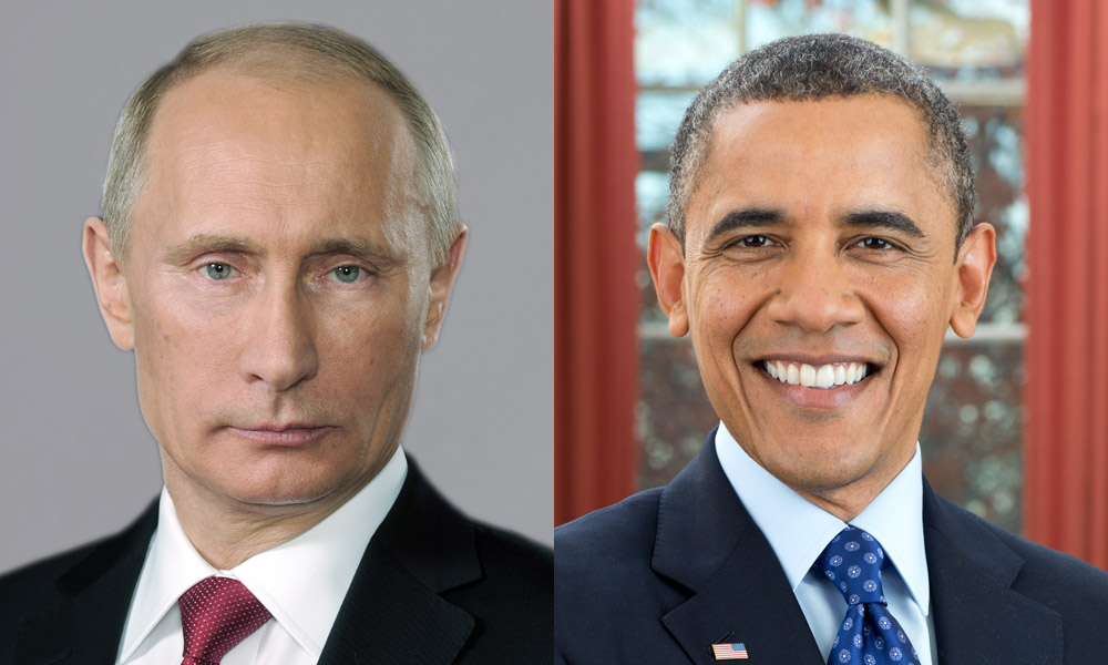US President Barack Obama signs executive order allowing US to impose sanctions on key sectors of Russian economy, while Putin's spokesman slammed Obama's move as