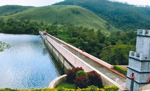 Mullaiperiyar dam. (Photo: DC/File)