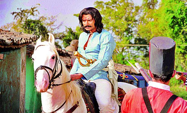Darshan won best actor award for Krantiveera Sangolli Rayanna