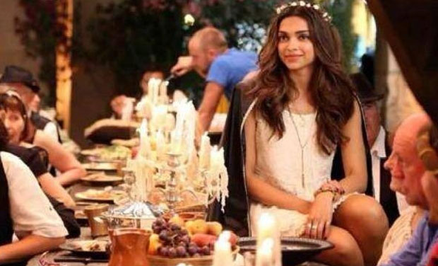 Deepika Padukone's look in 'Tamasha'. Photo: Twitter