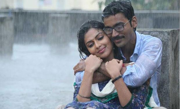 A still from the film 'Velai Illa Pattadhari'.