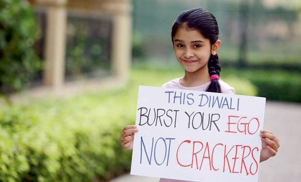 essay on say no to crackers this diwali