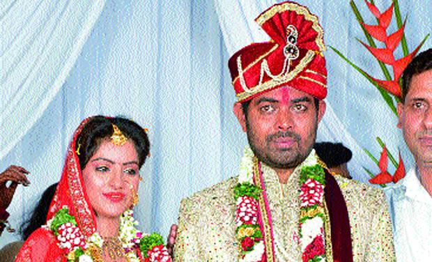 Deepika Singh With Rohit Raj Goyal Photo DC