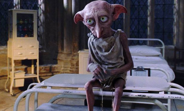 The Fictional House Elf Dobby From The Harry Potter Series. (Picture  Courtesy: Facebook