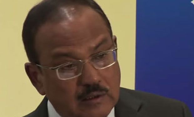 National Security Advisor for India Ajit Doval (Photo: Video grab)