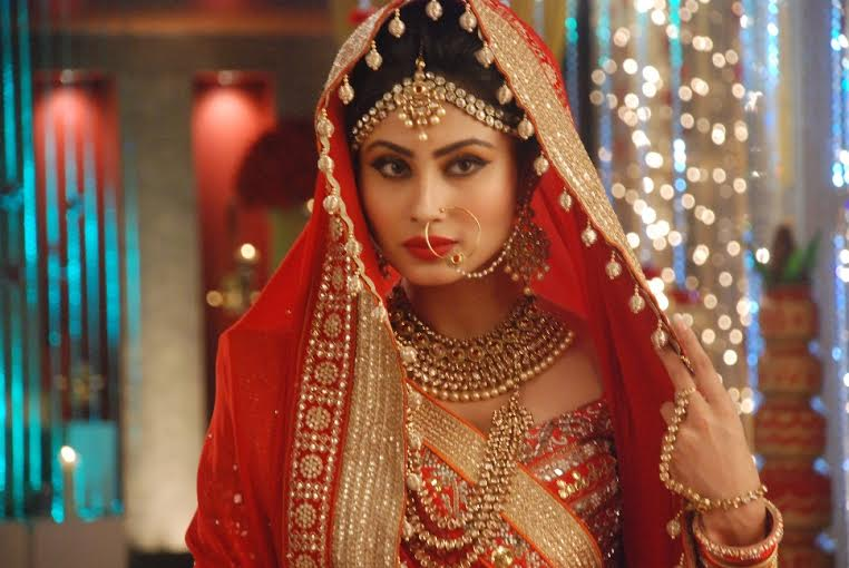 Image result for mouni roy in naagin colors