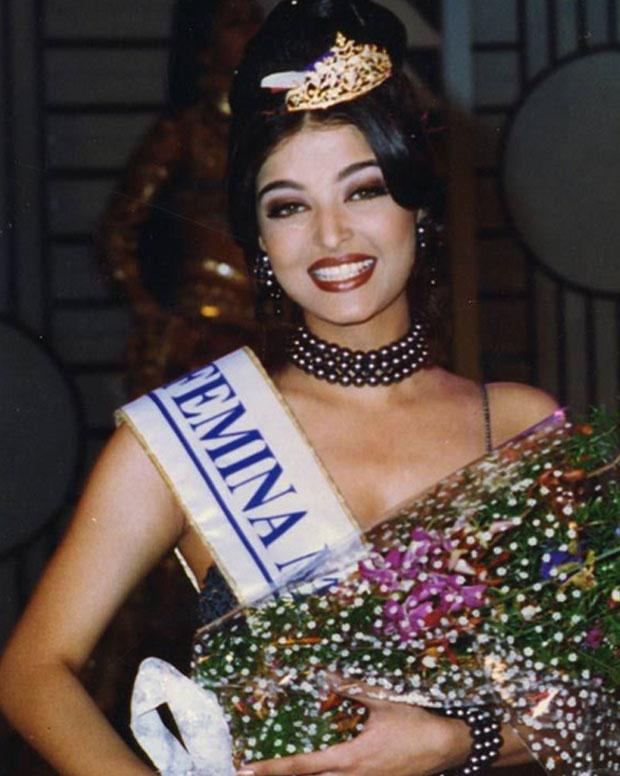 From aspiring model to Miss World: Aishwarya Rai Bachchan ...