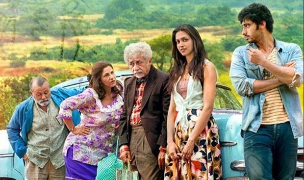 'Finding Fanny' movie poster