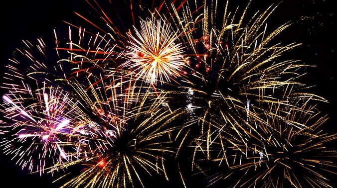 Most firecrackers used in the revelry are illegal (Representational Image)