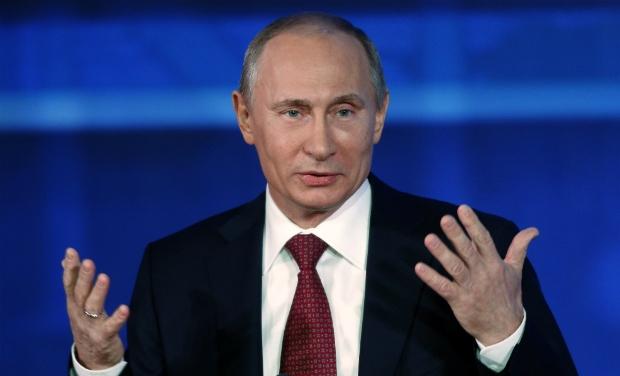 Russian President Vladimir Putin (Photo: AP)