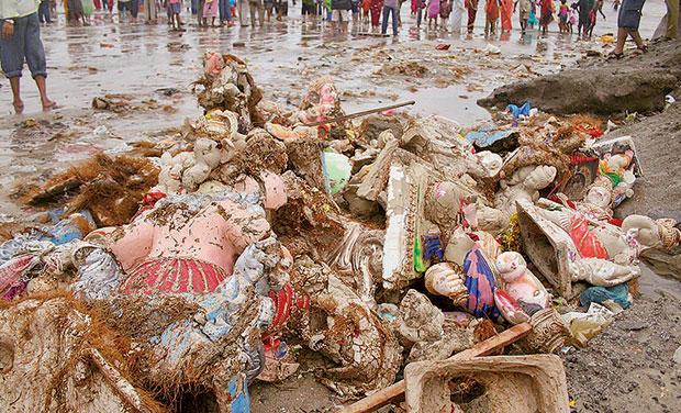 festivals pollution