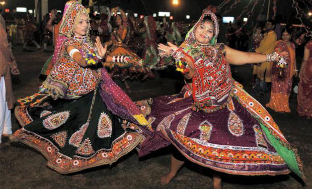 Certain people enter the garba venue pretending to be Hindus and indulge in wrong activities, says BJP MLA Usha Thakur. (Representational photo: PTI)