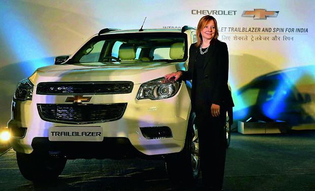 General Motors Lines Up Rs 6 400 Crore For India