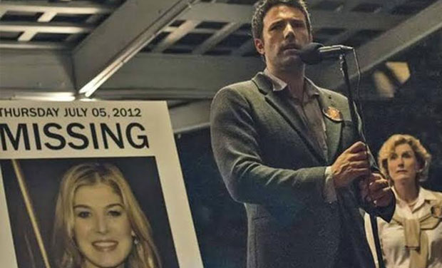 A still from the film 'Gone Girl'.