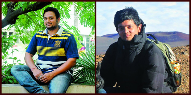 Nihar Nitin Parulekar and Sidhant Pai  (Photo: DC)