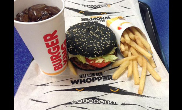 Burger King to launch `Halloween Whopper`