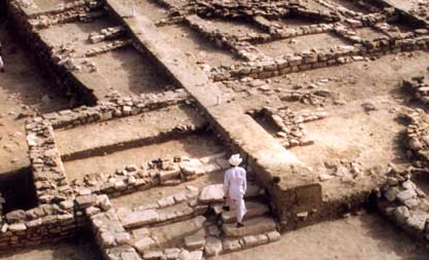 The Archaeological Survey of India during its excavations carried out at Chandyan village in Baghpat district of Uttar Pradesh. Picture for representational purpose. (Photo: Archaeological Survey of India)